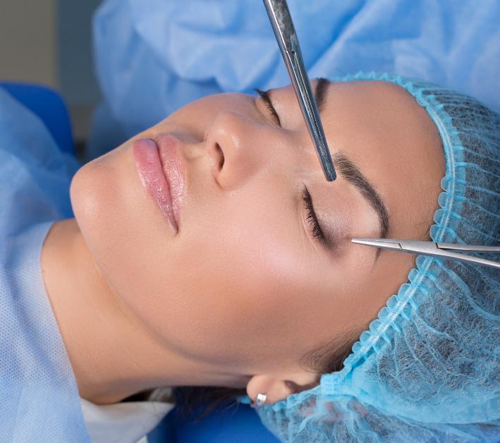 Blepharoplasty and eyelid surgery Key West
