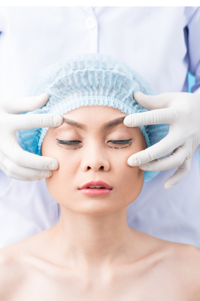 why choose Non surgical under eye blepharoplasty with accutite