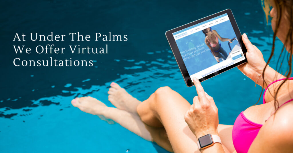 Under the Palms Key West Virtual Consultations